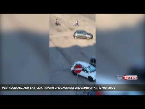 PESTAGGIO ANZIANO, LA FIGLIA: «SPERO CHE L'AGGRESSORE CAMBI VITA» | 19/09/2020
