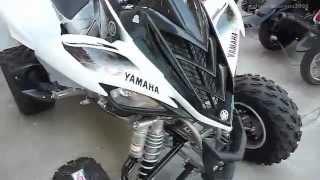 8. 2012 yamaha Raptor 700 2012 negro 700cc 4 válvulas colombia yamaha