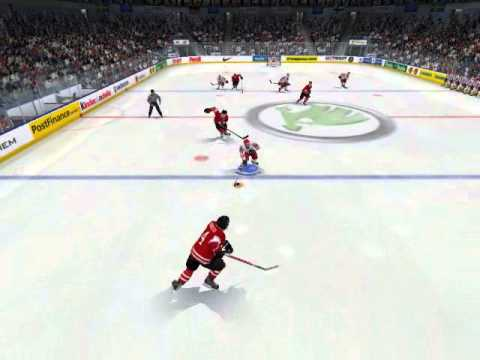 курьезные шайбы NHL