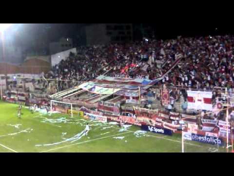Morón 3 Platense 0 Salida del Gallito - Los Borrachos de Morón - Deportivo Morón
