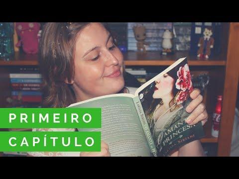 PRIMEIRO CAPÍTULO DE O AMANTE DA PRINCESA || VEDA #28 || Larissa Siriani