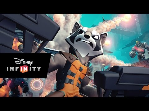 edition - Lock and load with Rocket Raccoon in