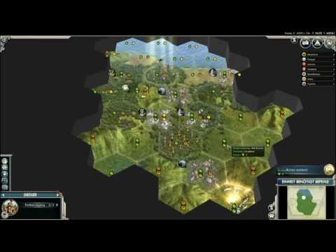 PBEM 67 Deutschland Runde 0 - Civilization V