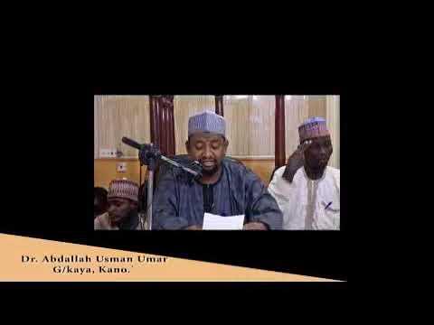 Sheikh Abdallah gadon kaya matan aure mazunata.