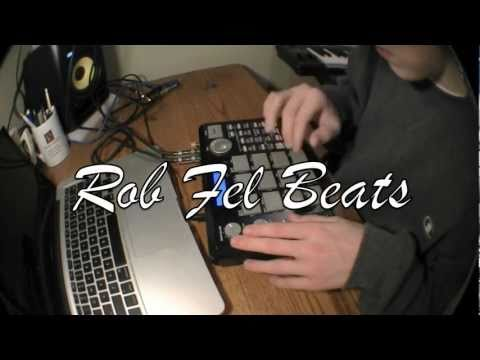 Last beat with the MPC 500 (Rob Fel)