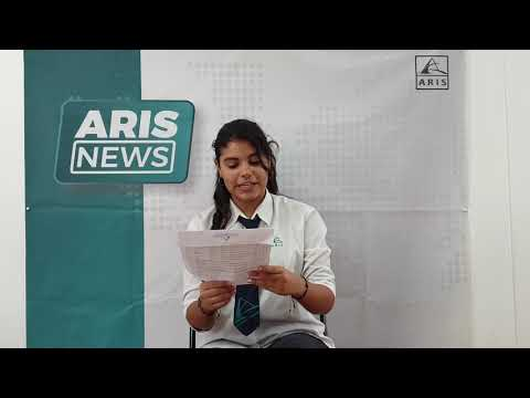ARIS News with Sara Mattouk Module 2 Co-curricular Activities
