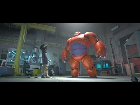 今度のディズニー映画は日本人が主人公!マーベル原作の『Big Hero 6』