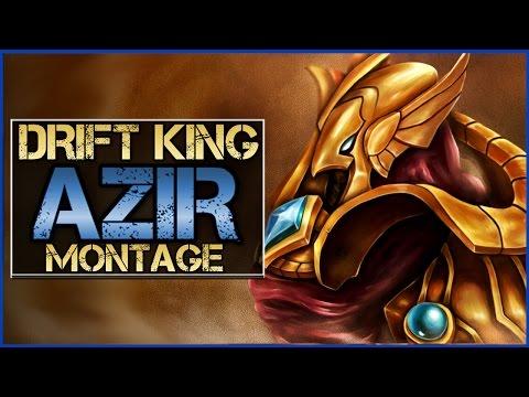 阿祈爾 Montage (DRIFT KING)
