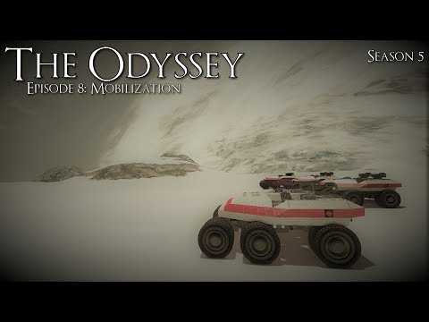 Space Engineers: The Odyssey: Season 5: Episode 8: Mobilization