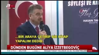 Dünden Bugüne Bosna Hersek Ve Aliya İzzetbegoviç Uluslararası Sempozyumu Bildirisi - A Haber