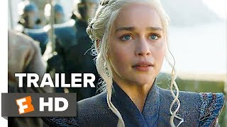 """""""The Great War is here."""" Get a first look at the action to come with the official Season 7 trailer of the Game of Thrones TV series on..."""