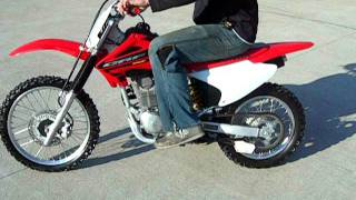 6. 2004 CRF150F FOR SALE $1500 WWW.RACERSEDGE411.COM