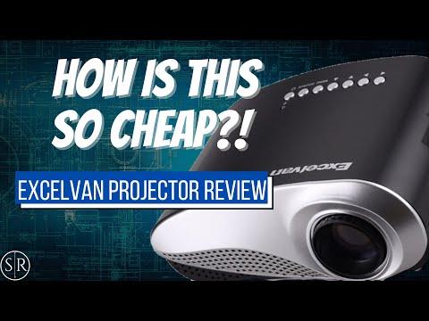Mini usb led projector фото