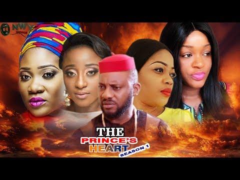 The Prince's Heart Season 1 - Mercy Johnson Latest Nigerian Nollywood Movie