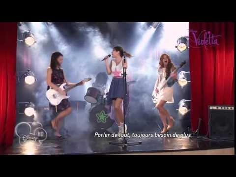 Виолетта 2 - Планета девчонок (видео)