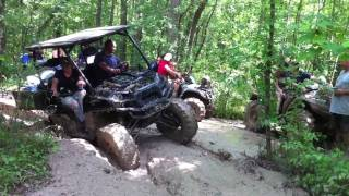 9. Polaris Ranger XP 700 on 33