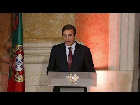 Πορτογαλία: Ορκωμοσία Κοέλιο με «άνοιγμα» στην αντιπολίτευση