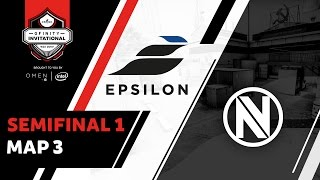 EnVyUs v Epsilon - Semi-Finals - Map 3 [Cache]
