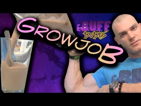 Growjob Weight Gainer Protein Drink – Buff Dudes