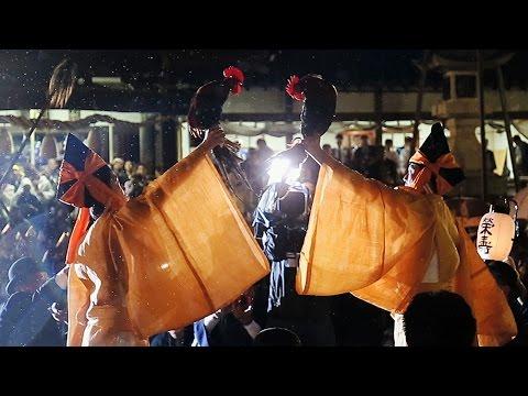 響くお囃子「龍王舞」 加西市・北条節句祭り