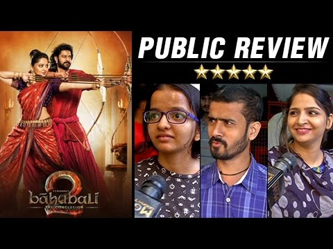 Baahubali 2 The Conclusion PUBLIC RVIEW | First Day First Show