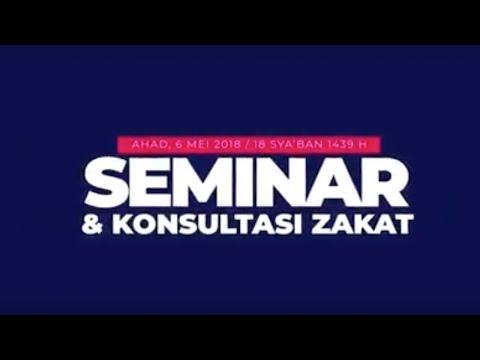 Video Pendek - Seminar Dan Konsultasi Zakat