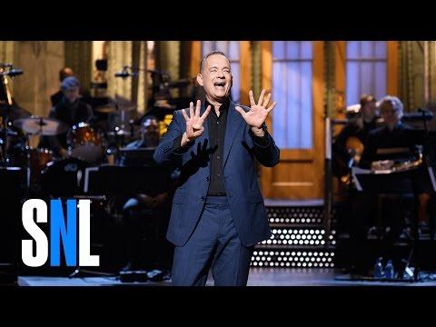 Tom Hanks America's Dad Monologue - SNL