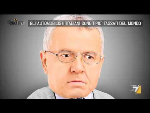gli automobilisti italiani sono i più tassati del mondo!