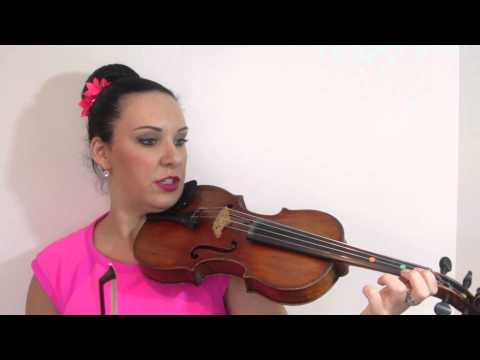 Video All Of Me - EASY Violin Tutorial using TAB download in MP3, 3GP, MP4, WEBM, AVI, FLV January 2017
