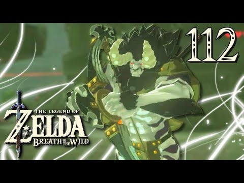 ZELDA BREATH OF THE WILD #112: LE PLUS FORT DES LYNELS (видео)