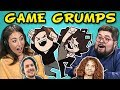 College Kids React To YouTube Stars (Game Grumps)