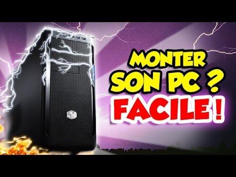 MONTER SOI MÊME SON PC GAMER pour 2017!