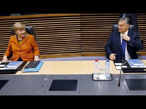 Βρυξέλλες: Αναζητούνται επείγουσες λύσεις για την προσφυγική κρίση