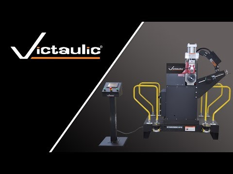 Victaulic RG5200i Intelligent Pipe Roll Grooving Tool Set-Up and Operation Reference