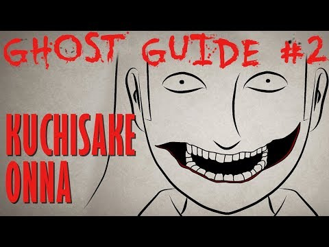 Ghost Guide: Watch Out For the Kuchisake Onna - Urban Legend Story Time // Something Scary | Snarled