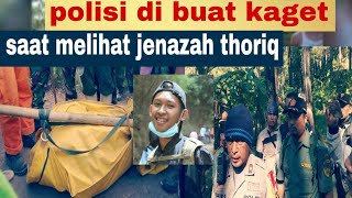 Download Video POLIS! KAGET MELIHAT JENAZAH THORIQ ;TAK DI SANGKA!!! MP3 3GP MP4