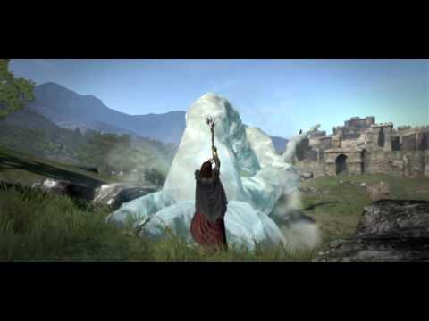 Class Skills: Sorcerer - Gicel de Dragon's Dogma