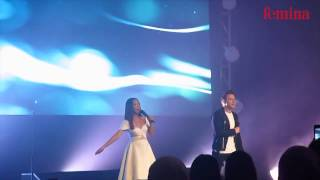 Video Shane Filan feat Gloria Jessica - Flying Without Wings (Live in Jakarta, 14 Maret 2017) MP3, 3GP, MP4, WEBM, AVI, FLV Juni 2018