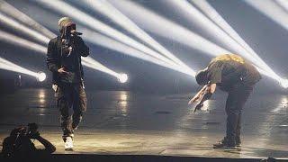 Drake x Eminem - Forever @ Joe Louis Arena in Detroit (16.08.2016)