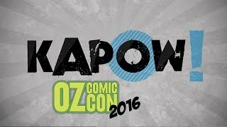Kapow! OZ Comic Con