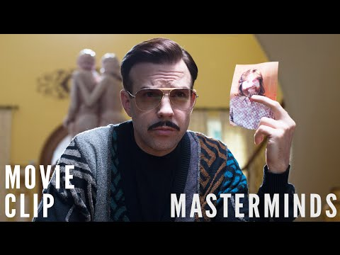 Masterminds (Clip 'Ever Been to Rio')