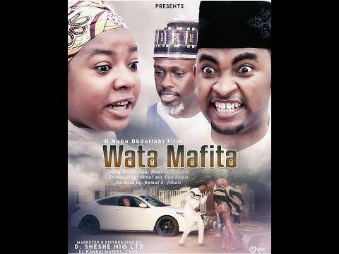 WATA MAFITA SABON SHIRI LATEST HAUSA FILM 2017