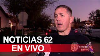 Sospechoso asesinado en Orange – Noticias 62 - Thumbnail