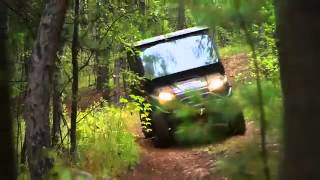 4. Polaris Ranger Diesel ATV - Government and Military ATV