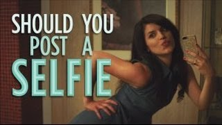 Should You Post A Selfie? - YouTube