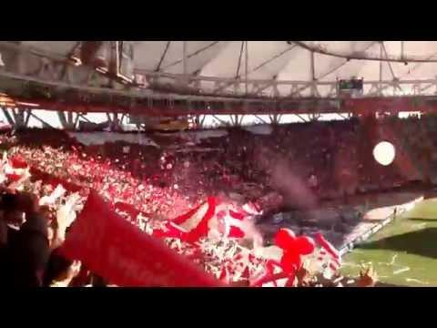 Planeta EDLP TV | [RECIBIMIENTO] / Estudiantes 1-1 Gimnasia | Fecha 24 - Torneo P. División 2015 - Los Leales - Estudiantes de La Plata
