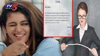 Students Who Wink like Priya Varrier To Be Expelled