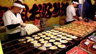 Video その場でファンが出来るお好み焼き屋さん 2017 職人芸 Street Food Japan Okonomiyaki MP3, 3GP, MP4, WEBM, AVI, FLV Desember 2018