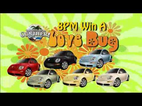 Enter to Win a Love Bug at Mardi Gras Casino in Hallandale Beach Florida