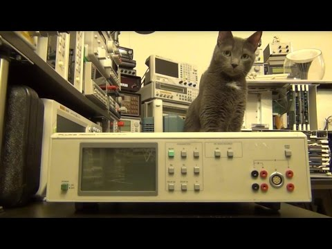 TSP #73 - Teardown and Repair of a Fluke PM6303A Automatic RCL Meter